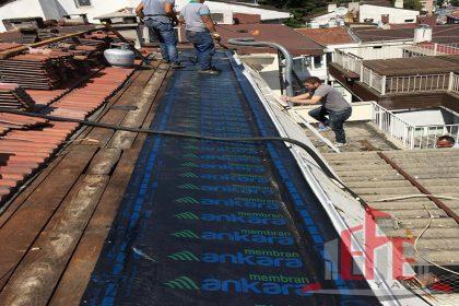 Çatı Aktarma Ustası