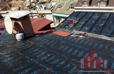 Çatı İzolasyon